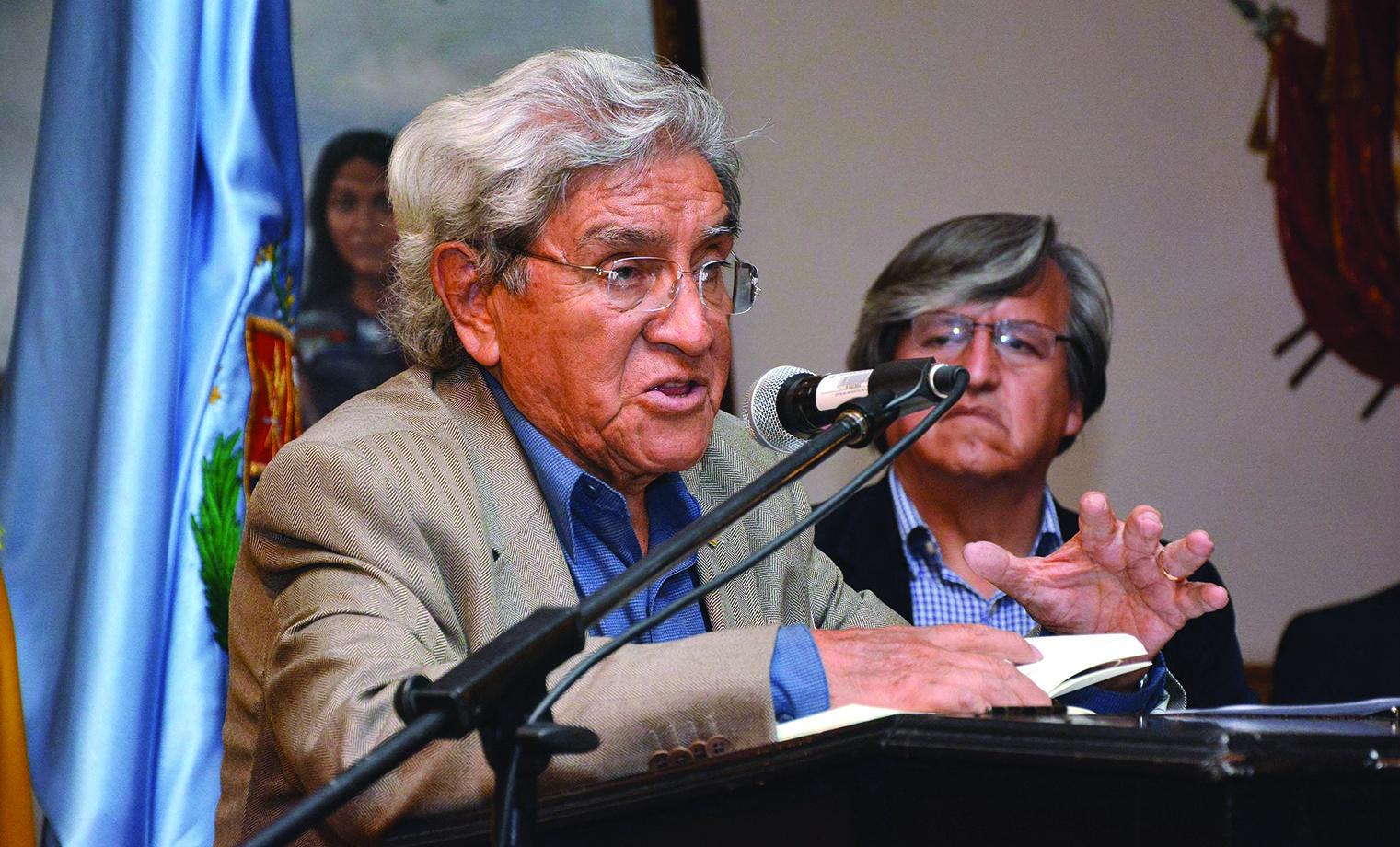 poeta y compositor Jorge Mansilla