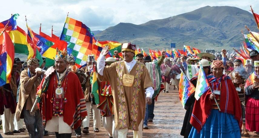 Evo, Bolivia