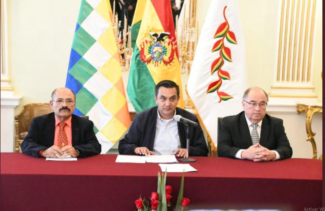 Gobierno de facto Bolivia
