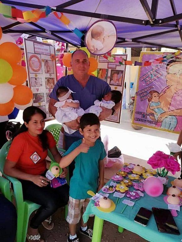 Médicos cubanos en Bolivia 1