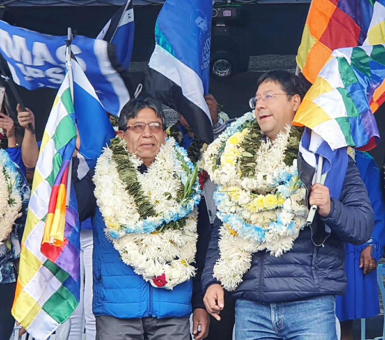 MAS elecciones