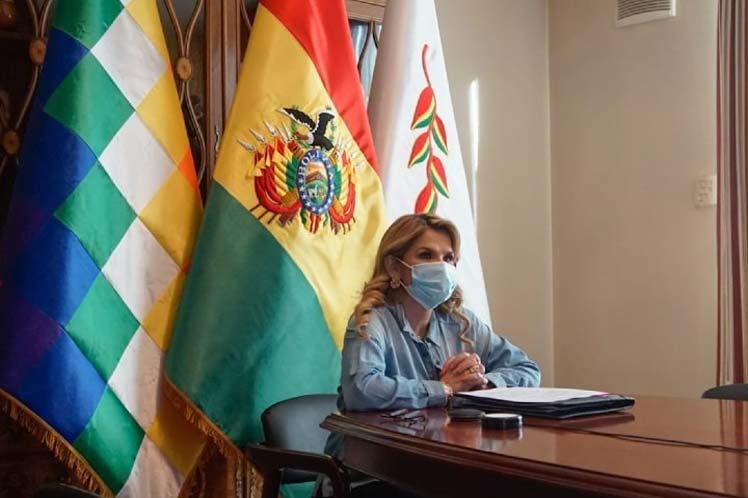 Gobierno de facto de Bolivia