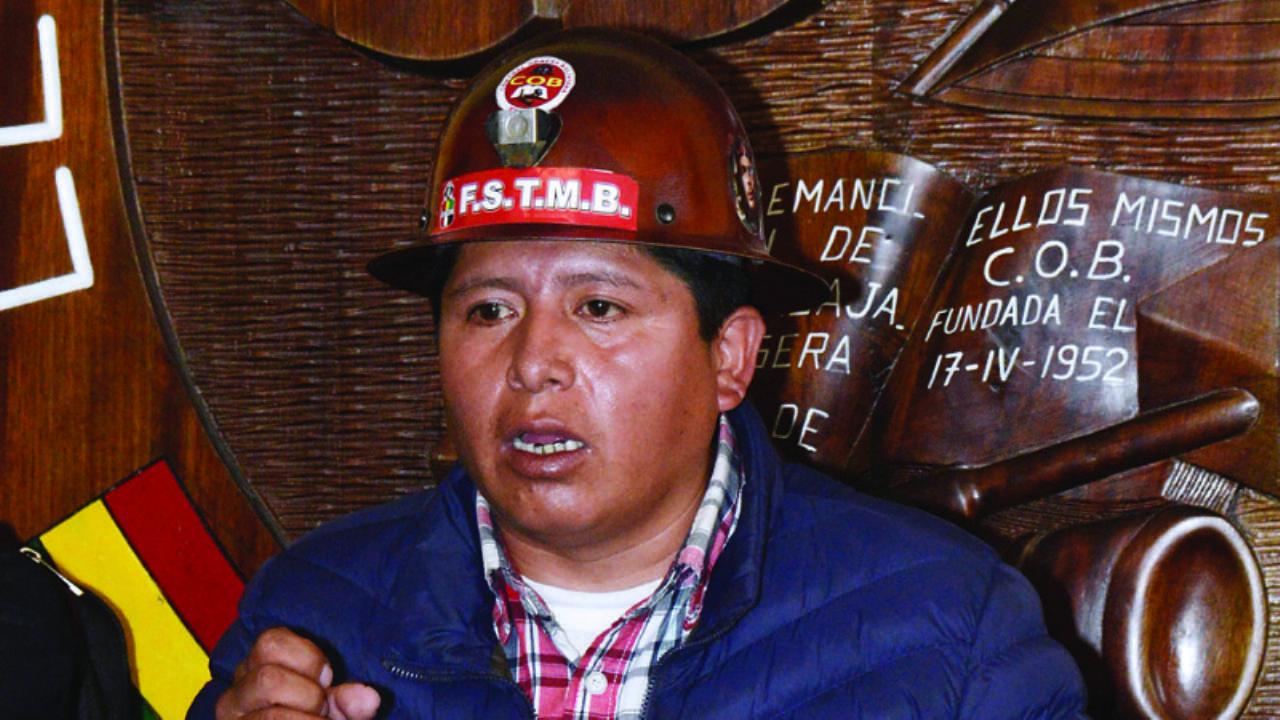Juan Carlos Huarachi