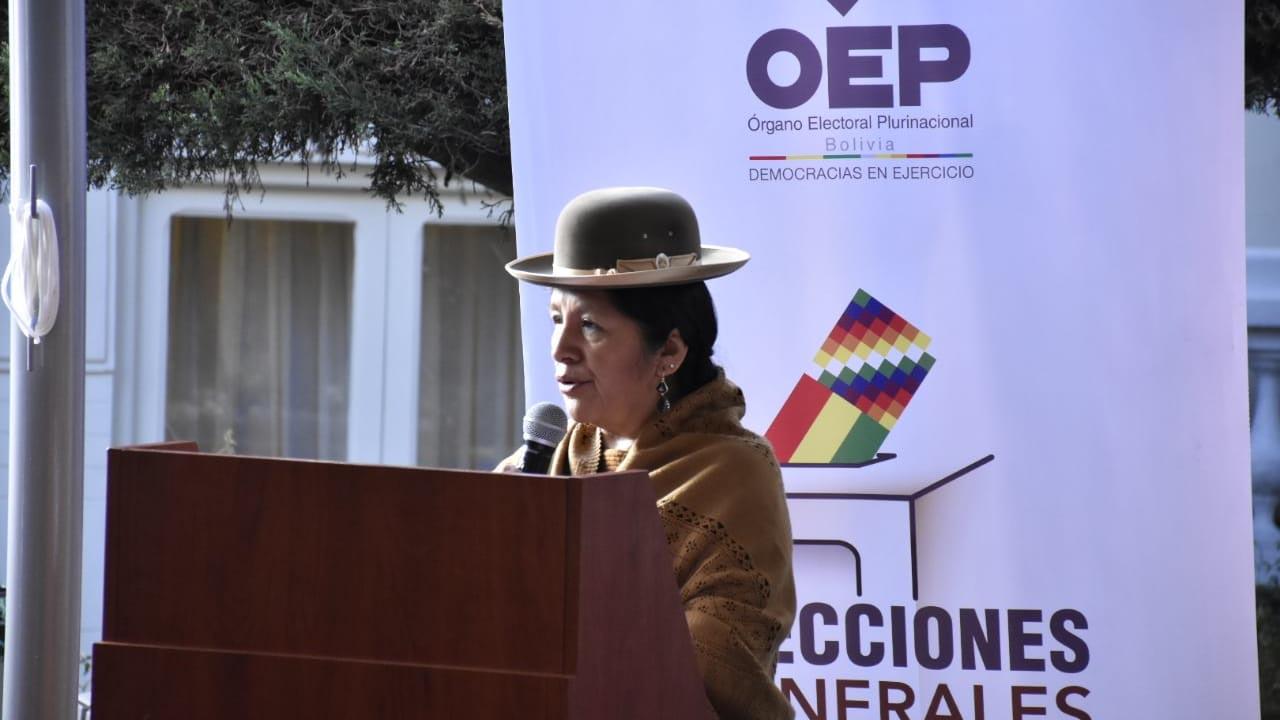 María Eugenia Choque