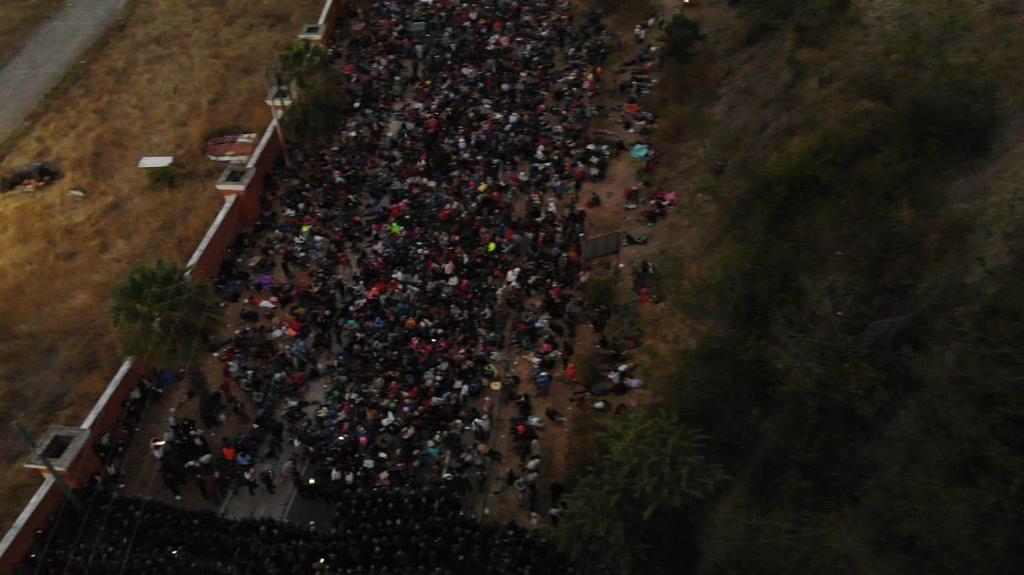 Refugiados centroamericanos