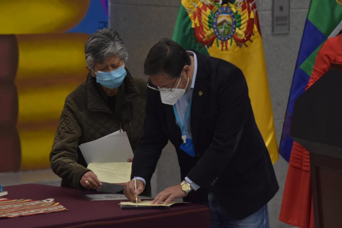 Comisión de la Verdad, Bolivia