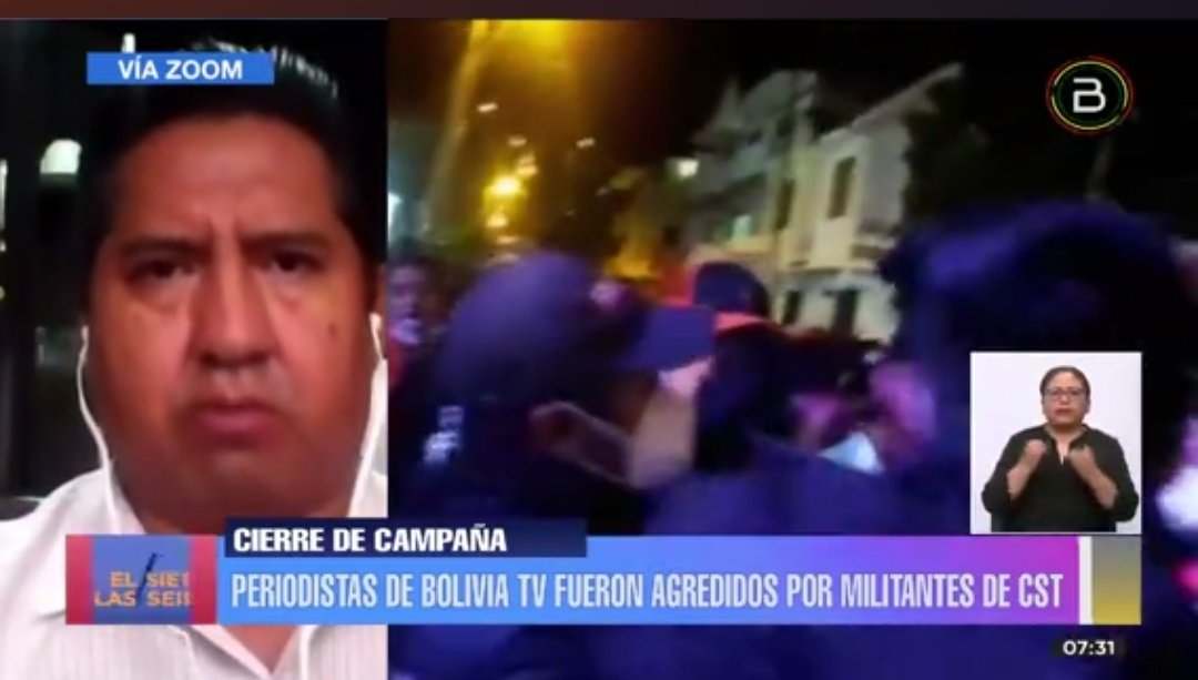 Prensa Bolivia