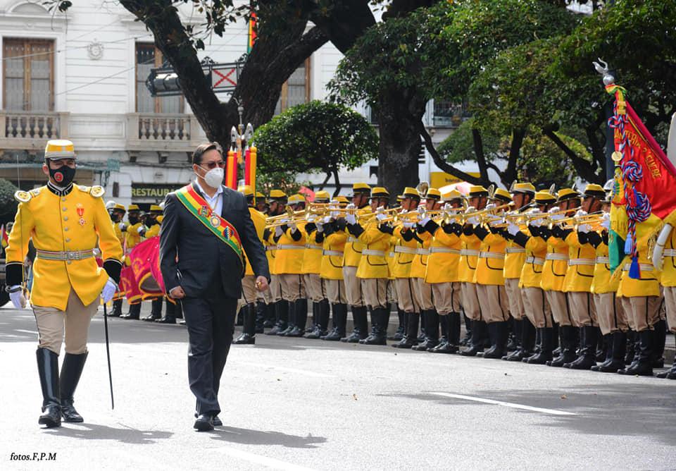 Arce Bolivia