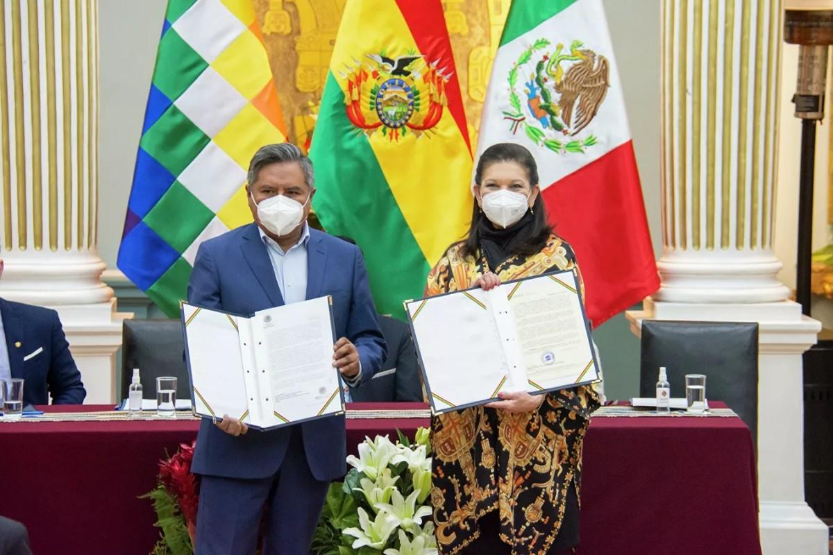 Bolivia-México