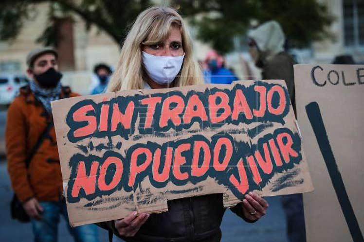 Desempleo-Uruguay