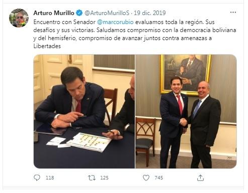 Bolivia Murillo