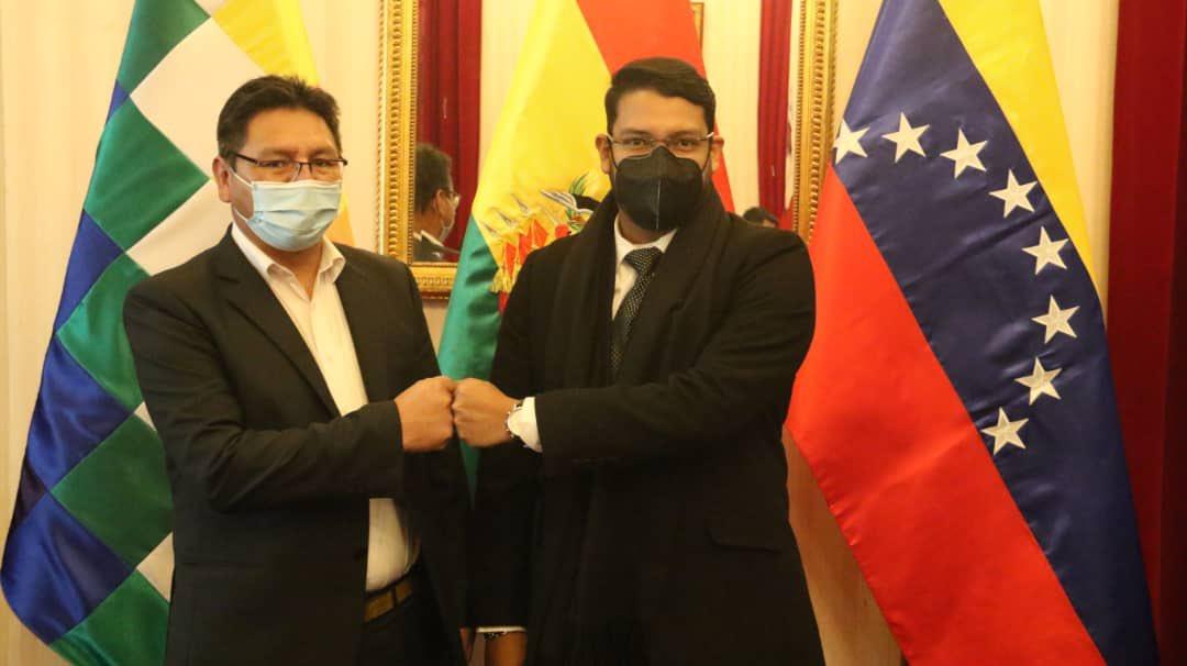 Bolivia-Venezuela