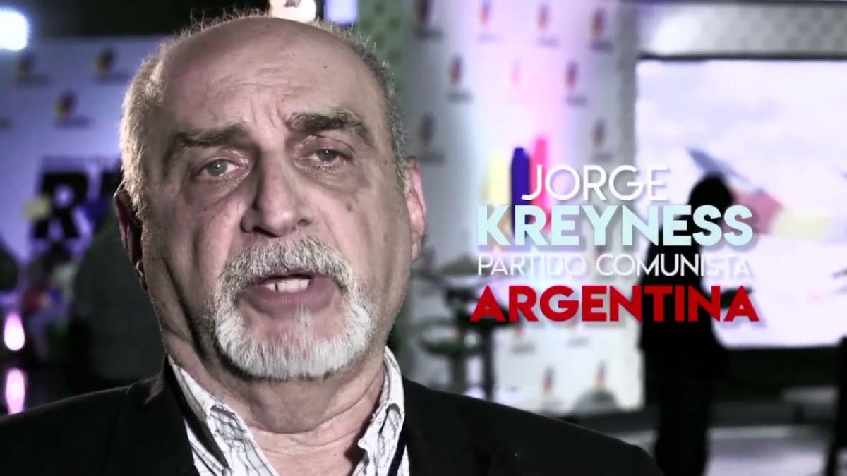 Jorge Kreyness
