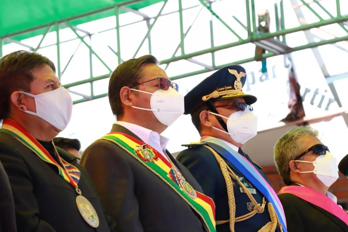 Lucho Bolivia