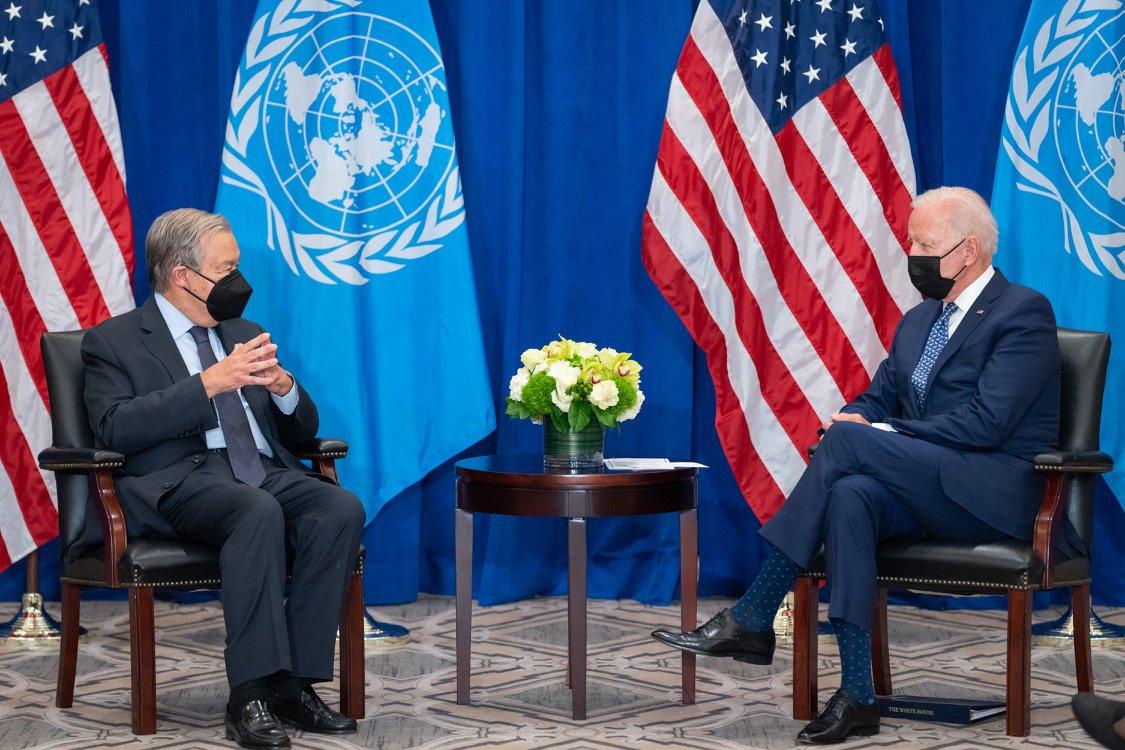 Biden-ONU