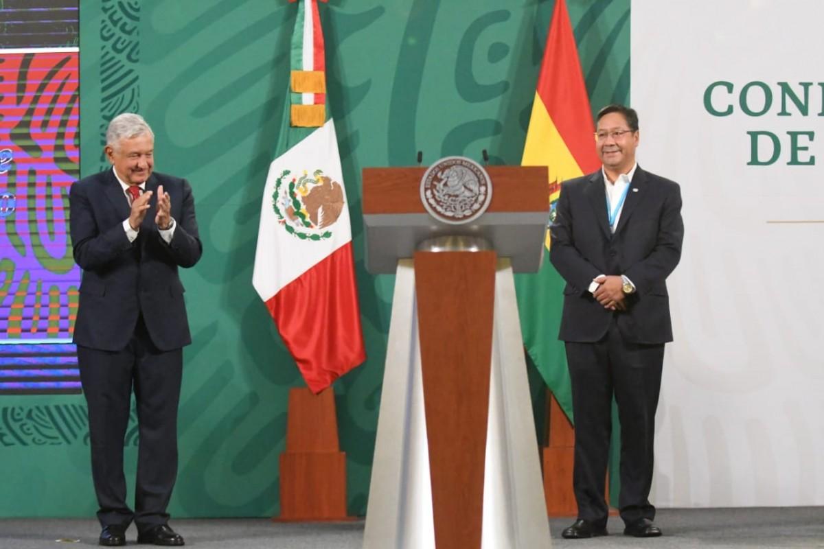 México-Bolivia