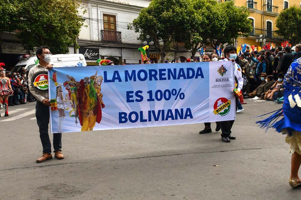 Morenada Bolivia