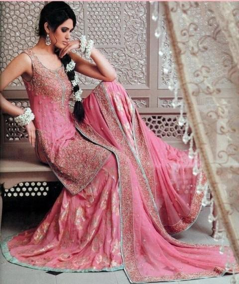 Bridal Sharara Dresses Collection