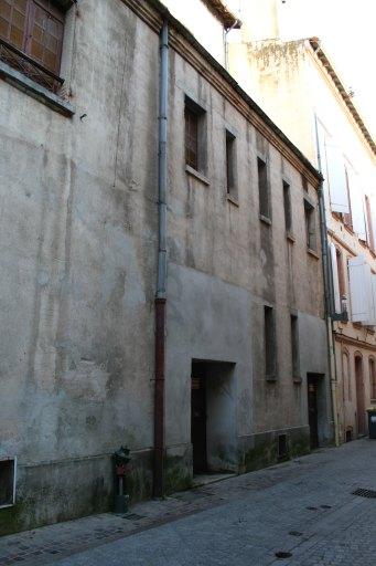 ancienne rue - gazette - cow-boy - la plume