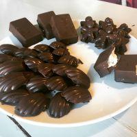 Guimauves au chocolat maison