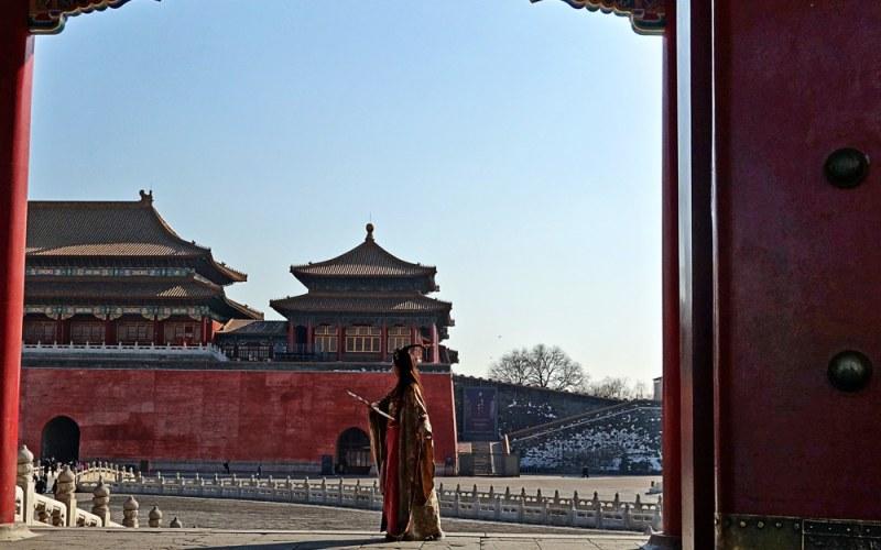 La magie de la cité interdite – Pékin
