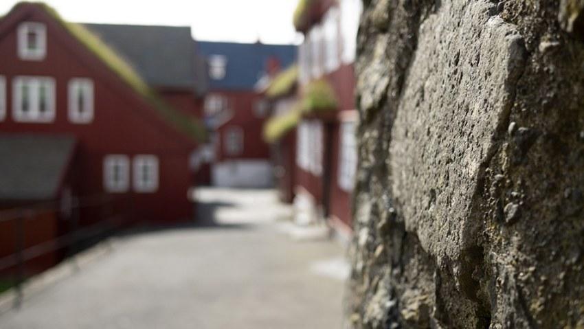Torshavn Iles Féroé
