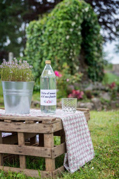 location déco et vaisselle vintage en Normandie