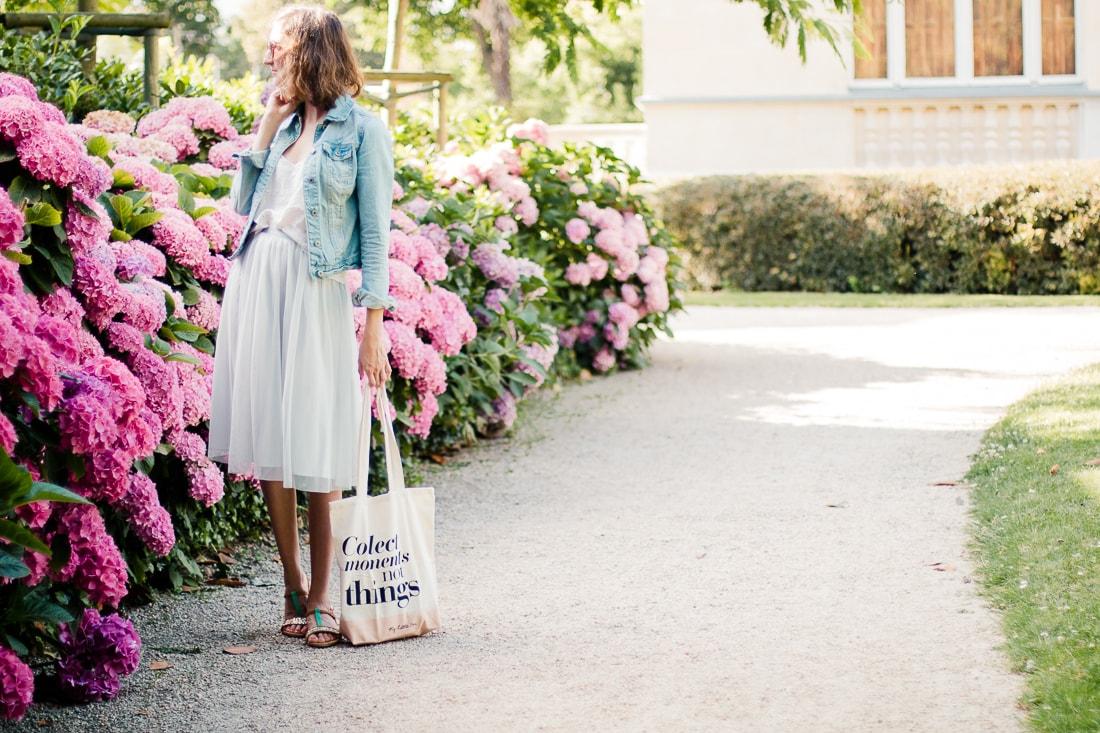 La Mouette La vie en rose Zara Asos Bobbies
