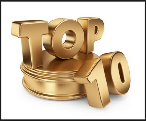 top 10 gold