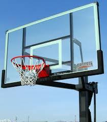 a basketball hoops
