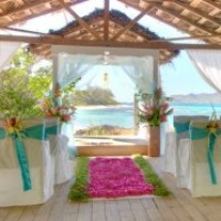 sea wedding venue