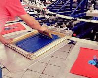 screen t-shirt printing