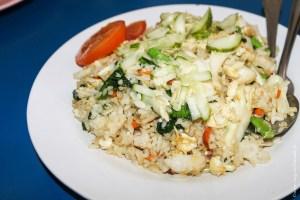 végétarien-Nasi Goreng