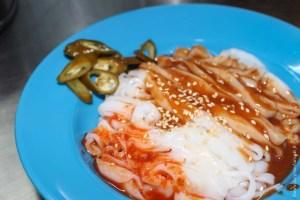 végétarien-Pâtes de riz