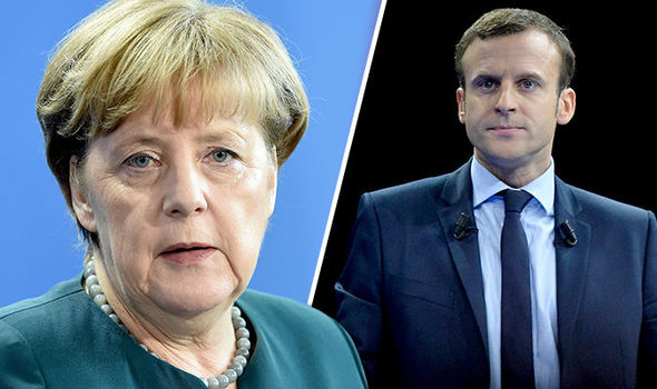 Summit all'Eliseo tra Macron, Xi Jinping, Juncker e Merkel