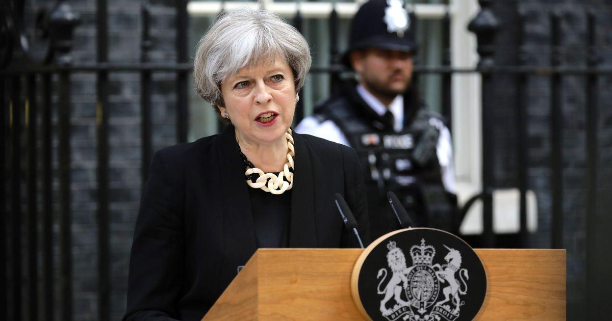 Inghilterra, sventato un attentato terroristico contro Theresa May