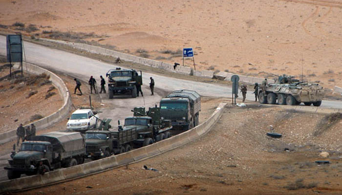 Siria, missili su basi militari ad Aleppo e Hama