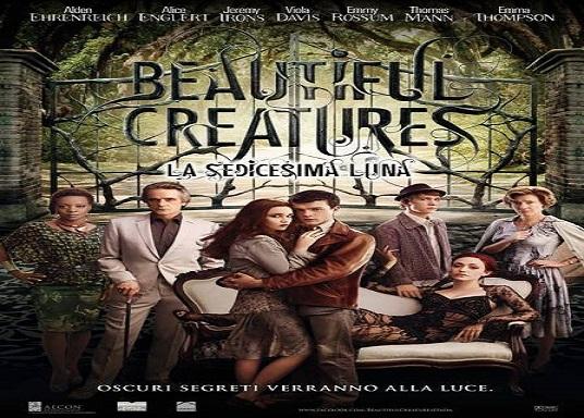 film beautiful creatures - la sedicesima luna