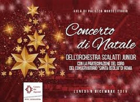 concerto di natale a montecitorio