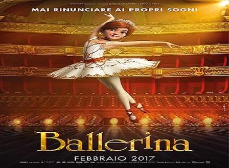 Il Film D Animazione Stasera In Tv Ballerina Lunedì 30
