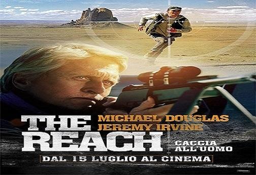 film the reach caccia all'uomo