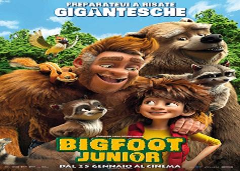 FILM BIGFOOT JUNIOR