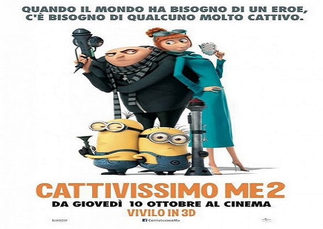 film cattivissimo me 2
