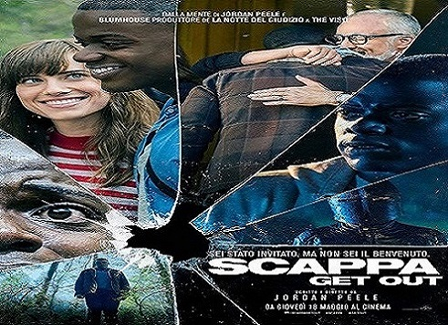 FILM SCAPPA GET OUT