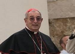 positivo il cardinale vicario de donatis
