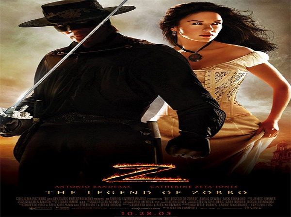 film the legend of zorro