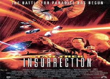 film star trek insurrezione