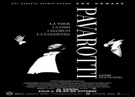 pavarotti il docu-film su rai 1