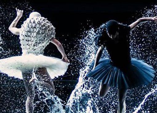 balletto a swan lake