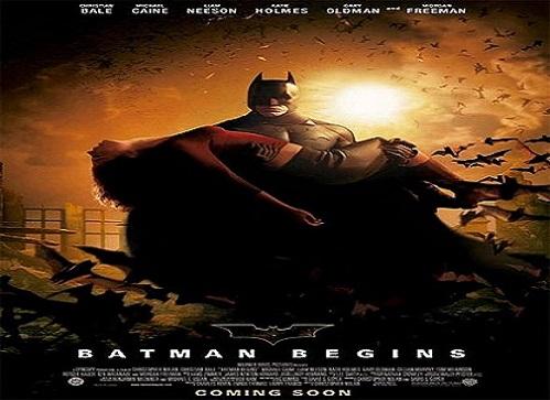 film batman begins
